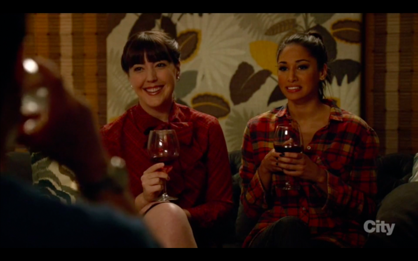Cooper Barrett's Guide to Surviving Life, Episode 102 - Erin Barnes & Meaghan Rath