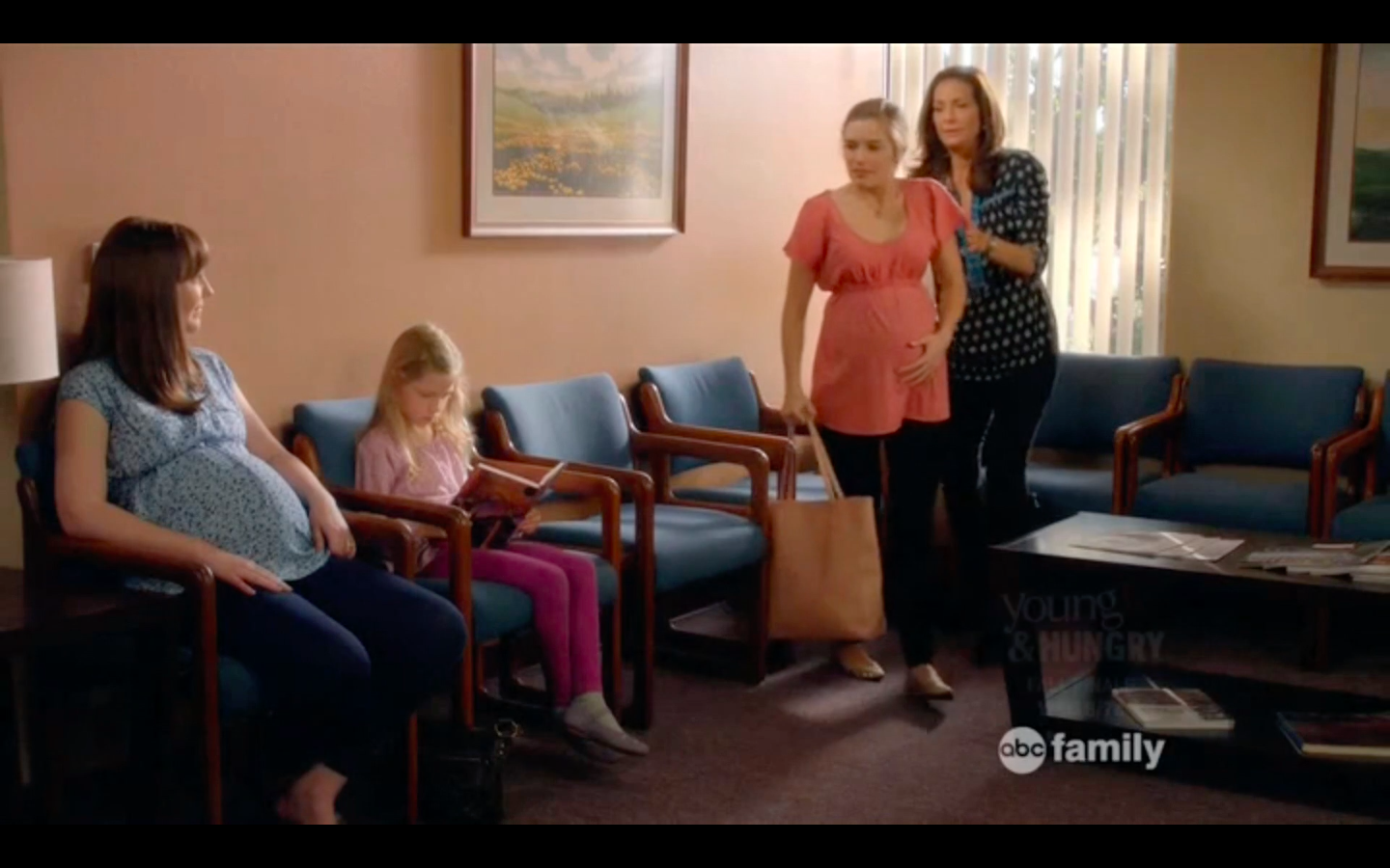 Switched at Birth, Episode 4018 - Erin Barnes, Rachel Shenton, & Constance Marie