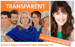 Erin Barnes on Amazon's Transparent